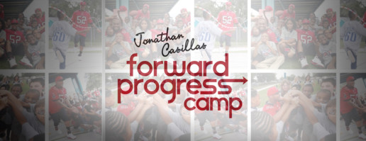 Jonathan Casillas Forward Progress Camp