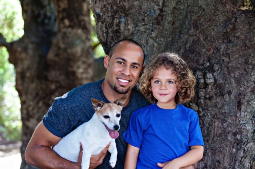 Hank Baskett's official website.