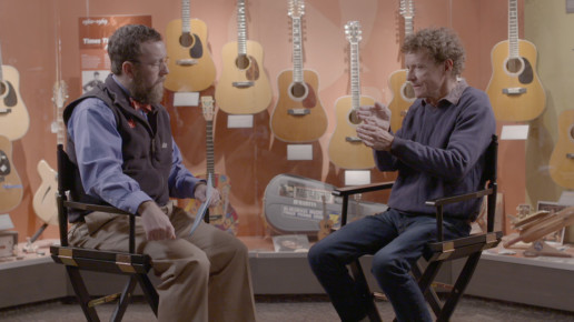 Martin Guitar - Boston University Interview