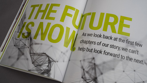 One Decade Deep the Future Is Now Article