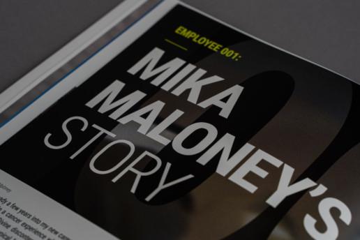 Former Employee Mika Maloney