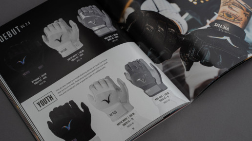 Victus Debut BG1 batting gloves