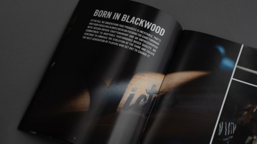 Victus Blackwood Catalogue